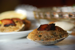 Feast of the Seven Fishes: Clams Casino