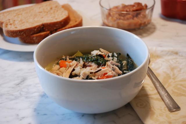 leftover-turkey-wild-rice-soup-tiny-farmhouse
