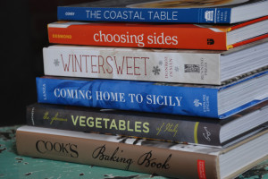 the gift of cookbooks