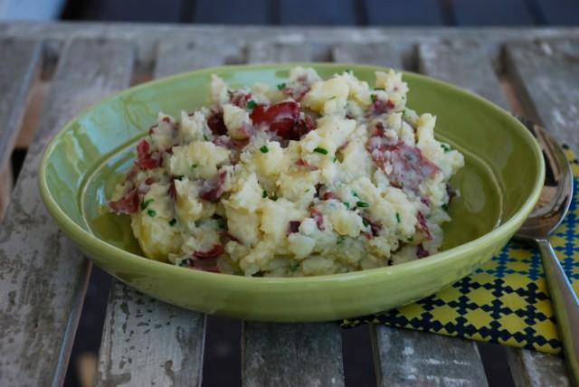 creme-fraiche-chive-smashed-potatoes-tiny-farmhouse-2