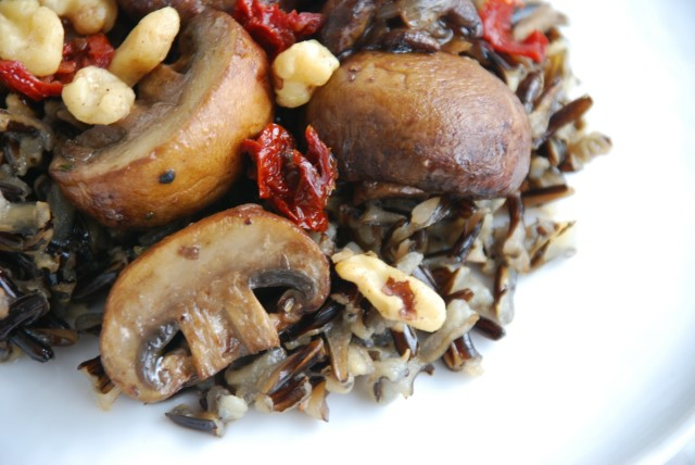 wild-rice-mushroom-salad-close-up-tiny-farmhouse