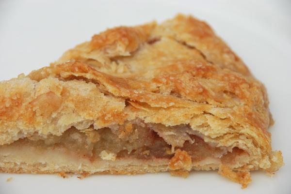 Apple-Cinnamon Crostata | Tiny Farmhouse