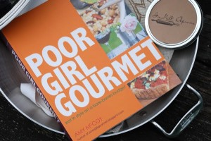Poor Girl Gourmet giveaway with All-Clad and IceMilk Aprons