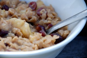 Oatmeal: As Obsession and Process