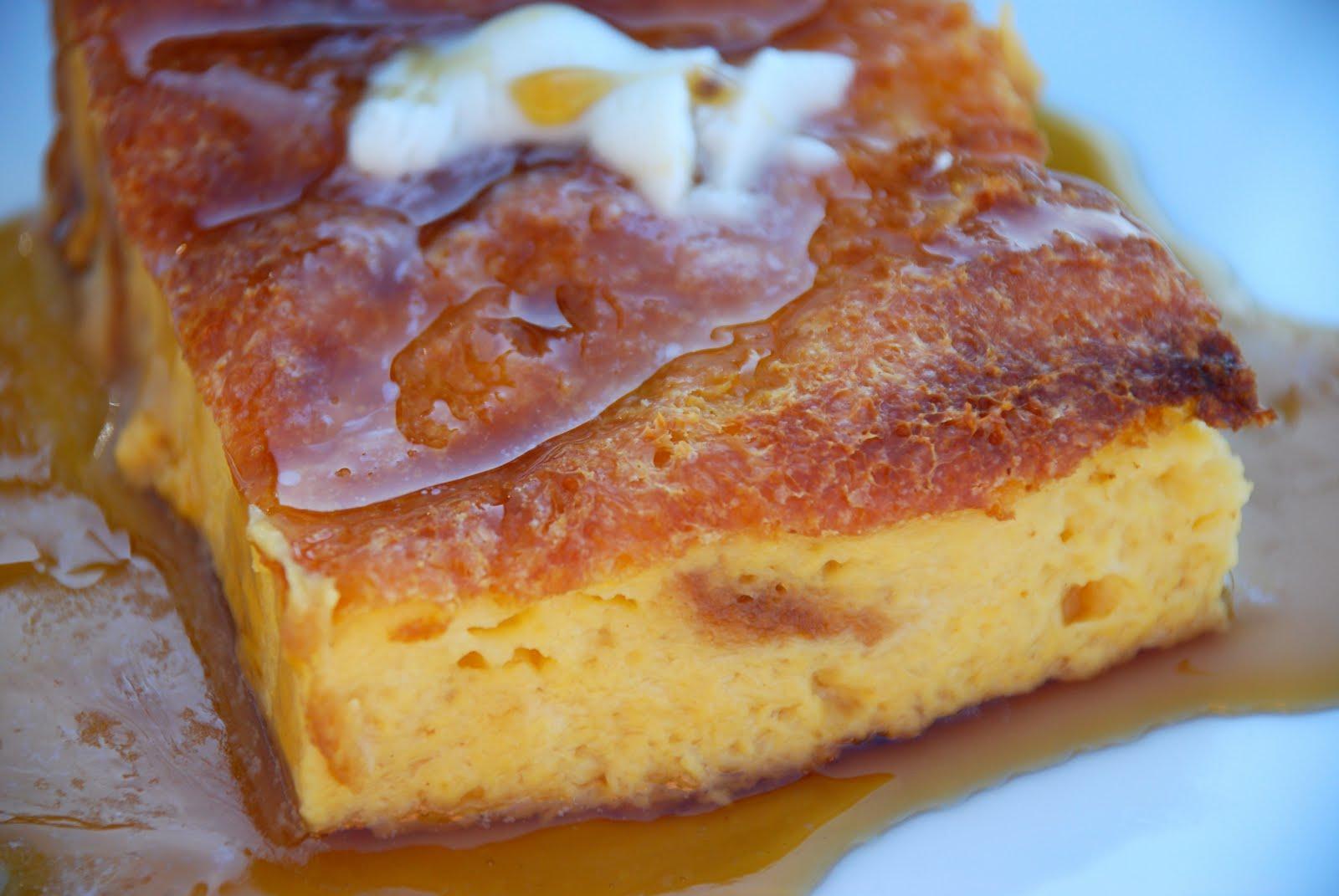 Baked Egg Nog-Sweet Bread French Toast | Tiny Farmhouse